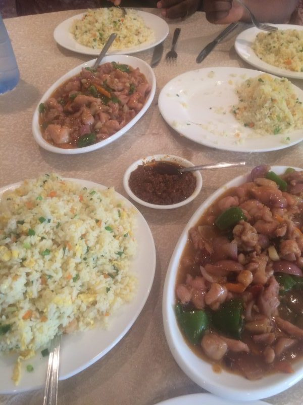 Places| Sunrise Chinese restaurant Ikeja